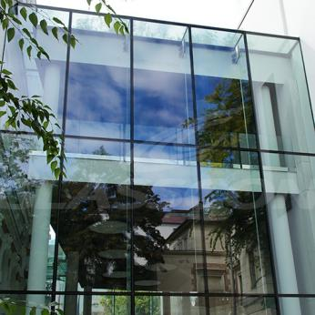 Structural Glass Atrium