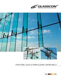 Spider Glass Curtain Walls